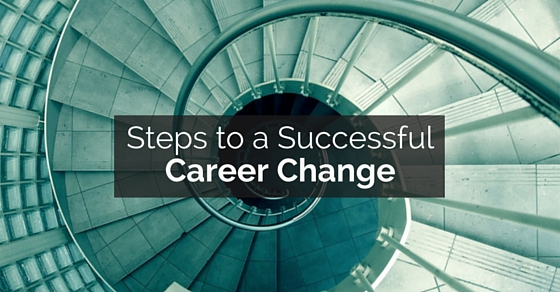 Steps To A Successful Career Change